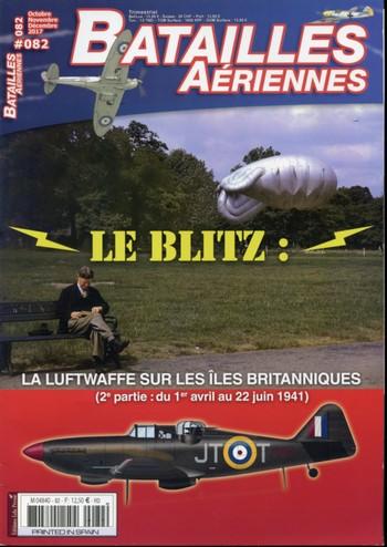 Batailles aériennes 82 – Le Blitz