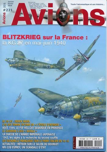 Avions 221 – Lela Presse