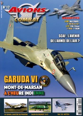 Avions de combat n°12