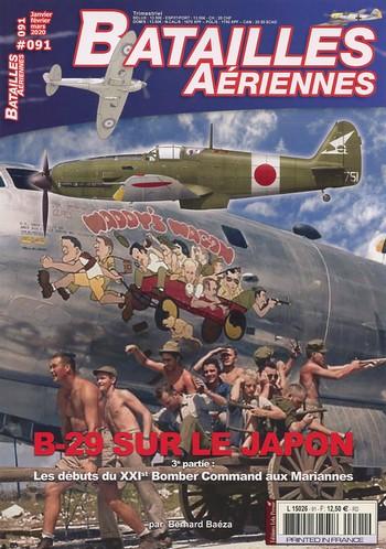 Batailles Aériennes 91 – B-29 sur le Japon