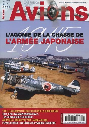 Avions 234 – Lela Presse