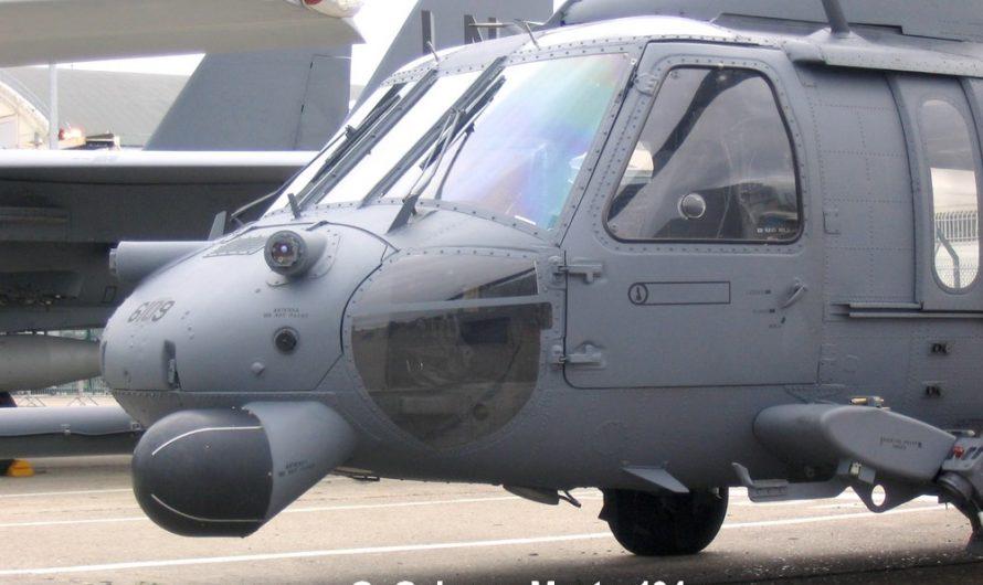Sikorsky HH-60 Pave Hawk – Walkaround